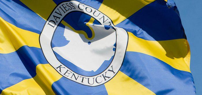 Daviess County flag