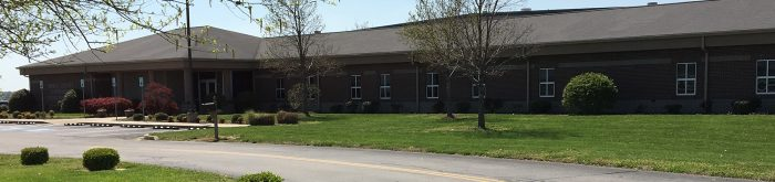 Daviess County Public Works Department building