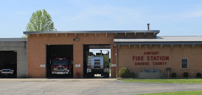 Airfort Fire Station in Daviess County
