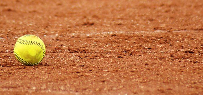 baseball on dirt field