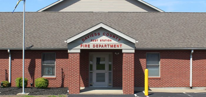 Daviess County Fire Department, East Station
